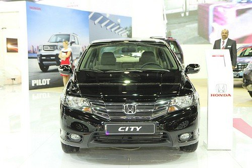 Honda City Featured