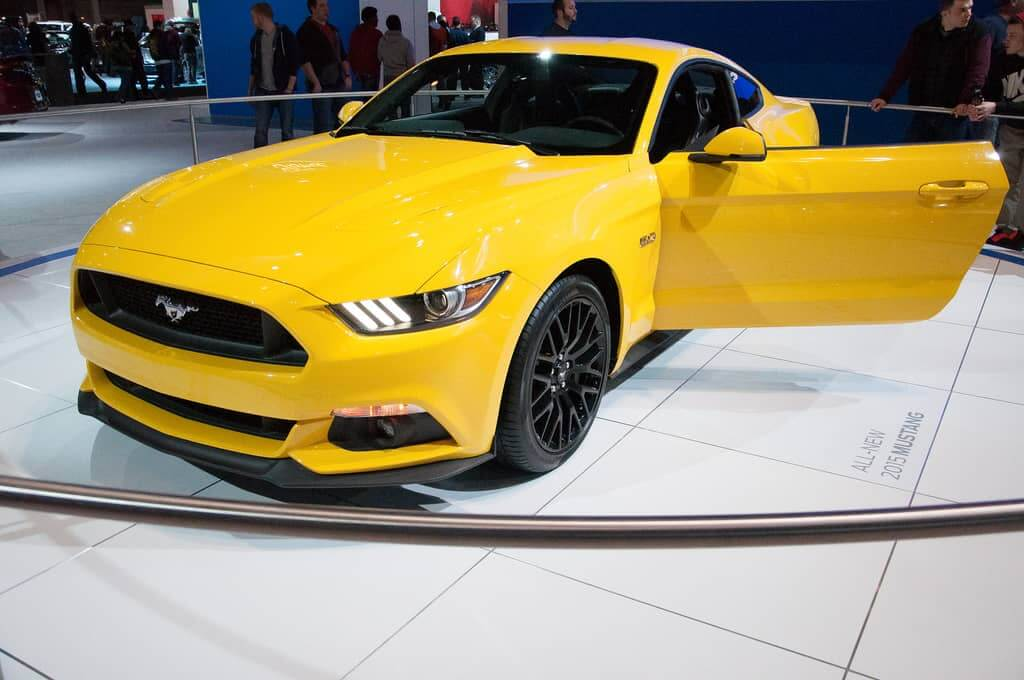 2015 Mustang Featured
