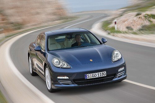 Porsche Panamera featured