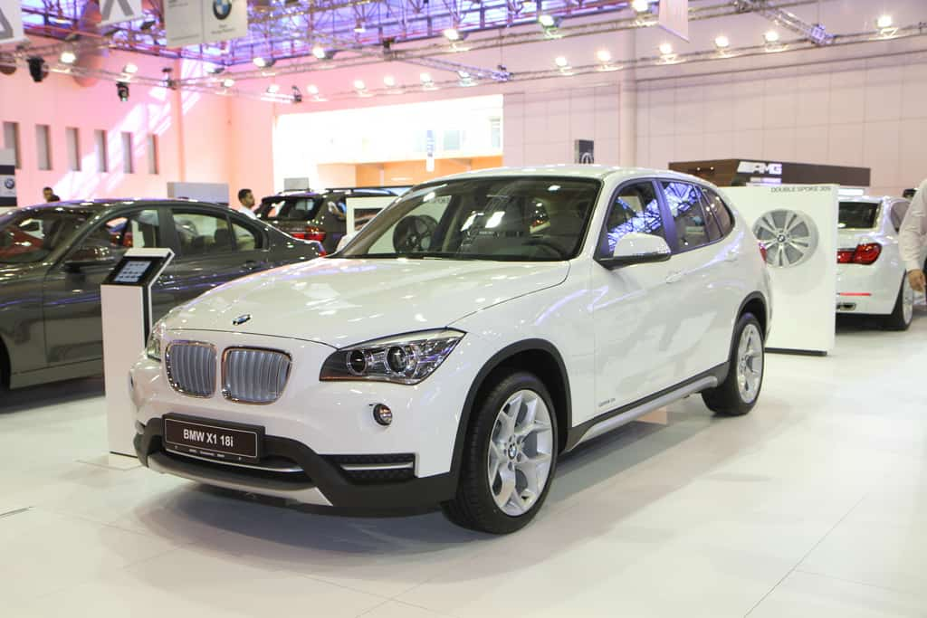 Bmw X1 2013 picture