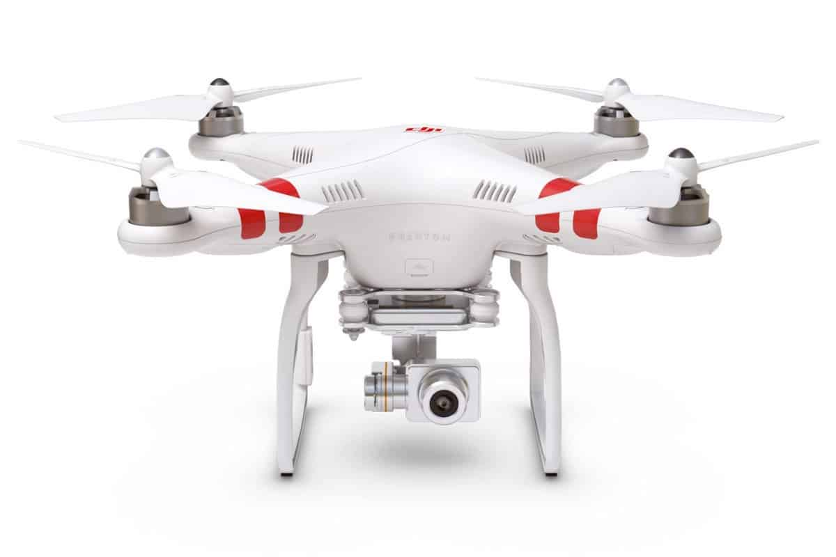 Spy DJI Phantom 2 vision+