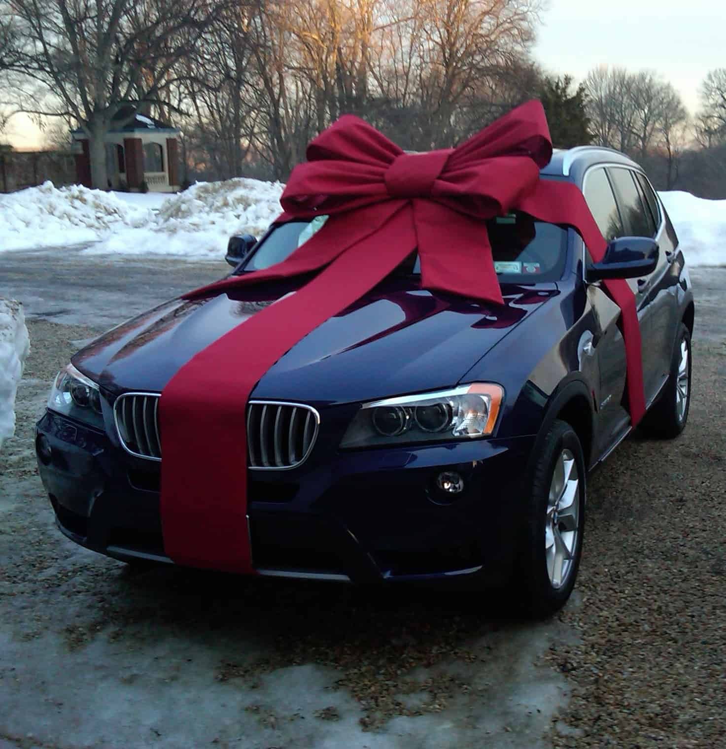 gift bmw x3