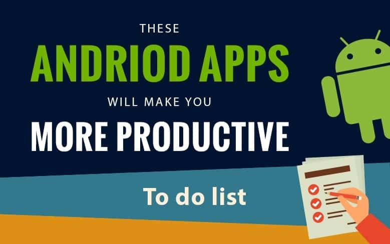 top android productivity apps