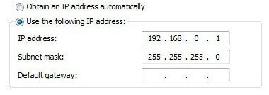 internet protocol ip properties