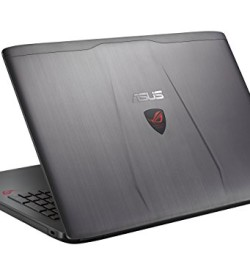ASUS ROG 15 Inch, Discrete GPU GTX 960M, Intel Quad Core i7, 16GB, 1TB Gaming Laptop (ROG Metallic)